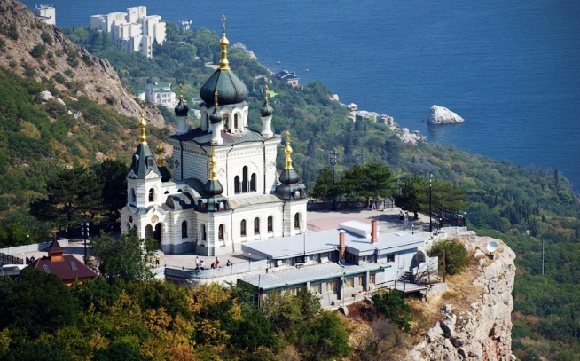 Foros Church Yalta